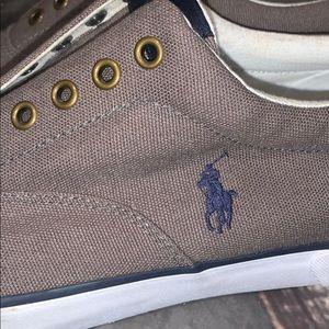 Polo by Ralph Lauren Shoes - Men's Polo Ralph Lauren Fabian canvas shoes SZ 11